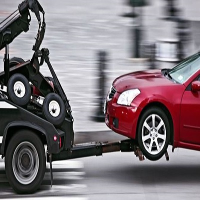 Wheel Lift Towing Services - Tow Truck West Los Angeles